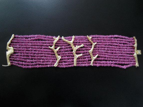 """Coral"" Bracelet"