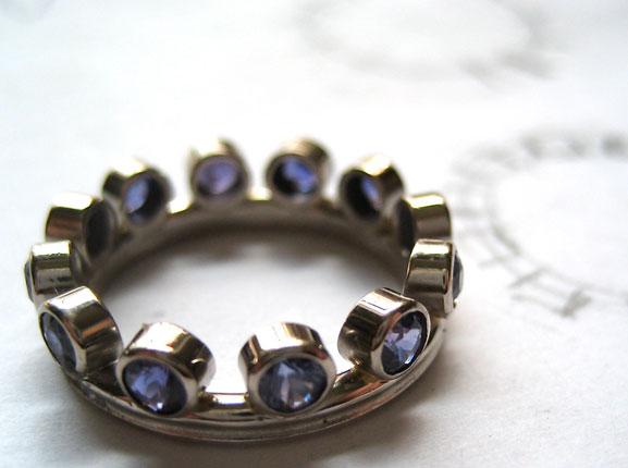 Mid-century Modern Ring