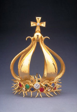 Crown for the Infant of Prague