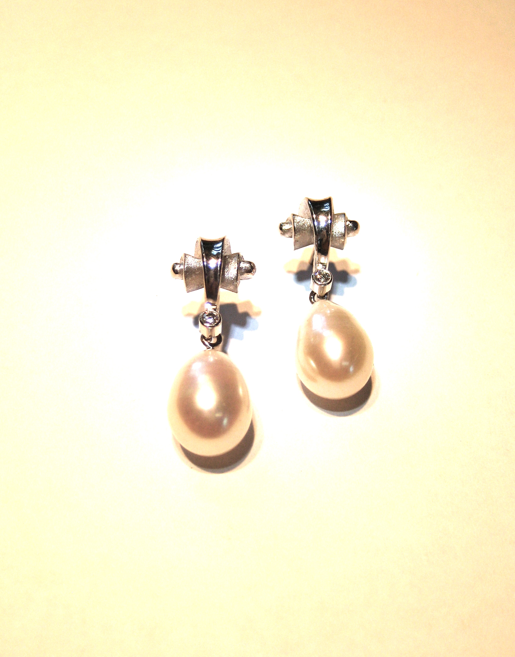Volute Earrings