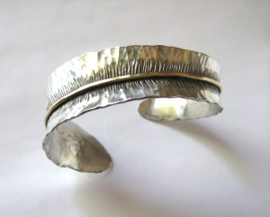 Feather Cuff Light