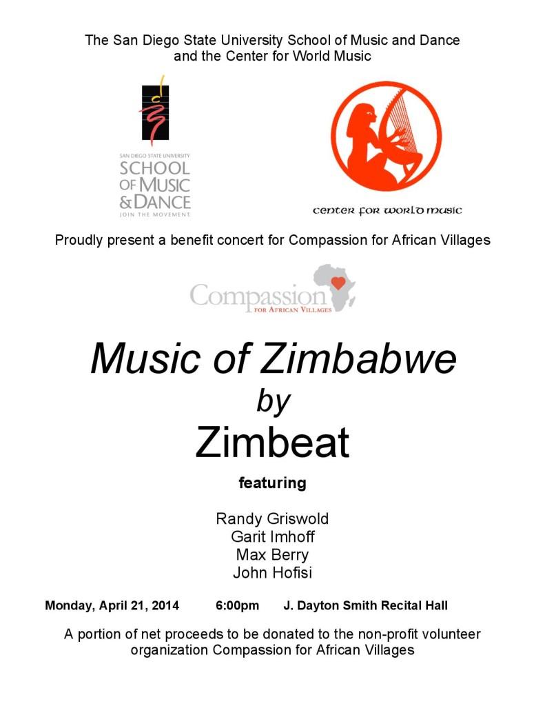 Zimbabwe-Concert