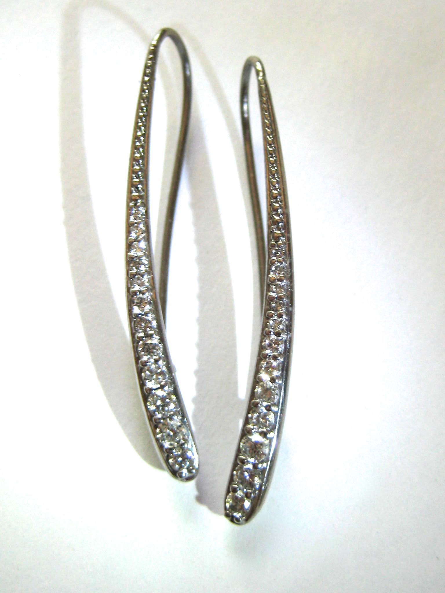 Long Droplet Earrings