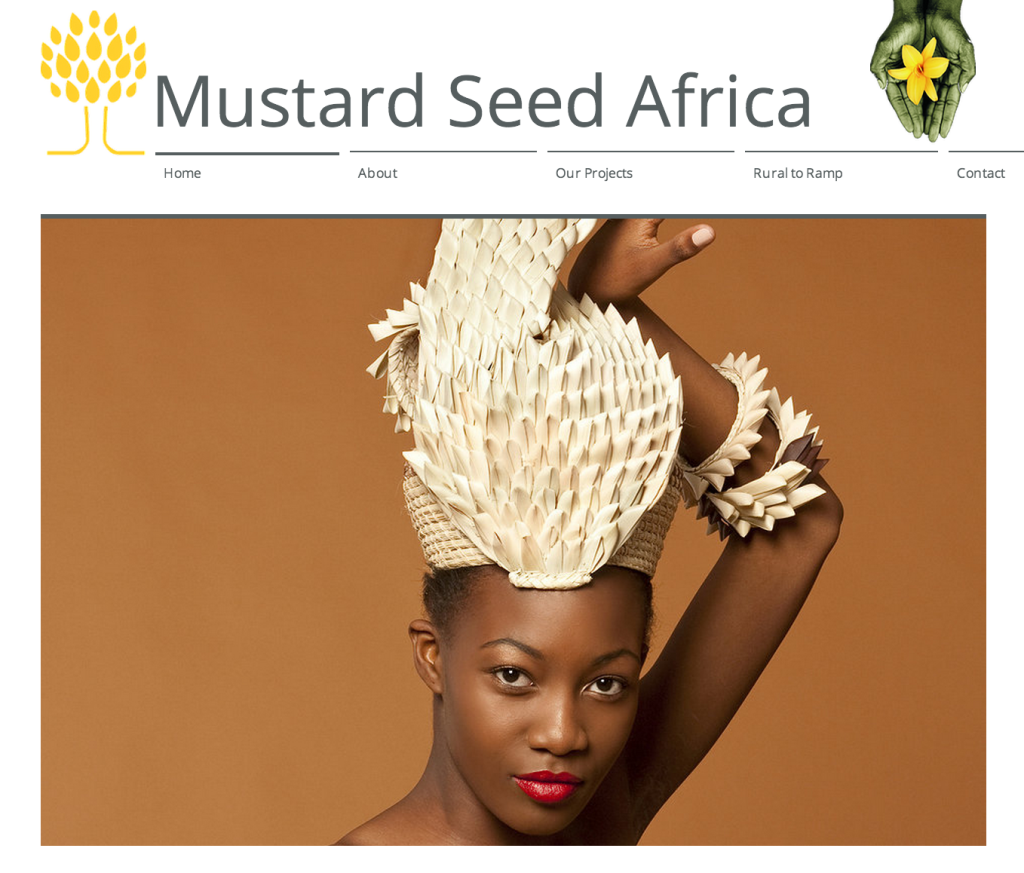 MustardSeedAfrica.org Rural to Ramp