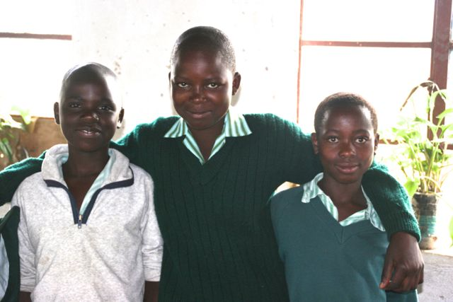 Chimudoro School Girls
