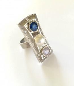 Palladium Frame Ring