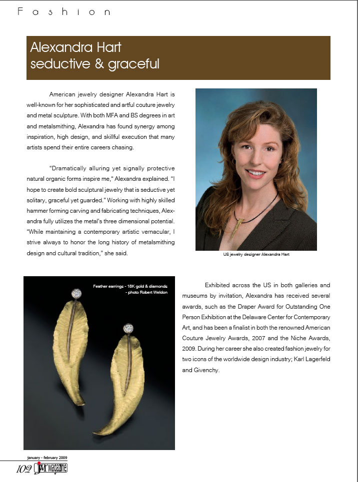 Featured Jewelry World Review