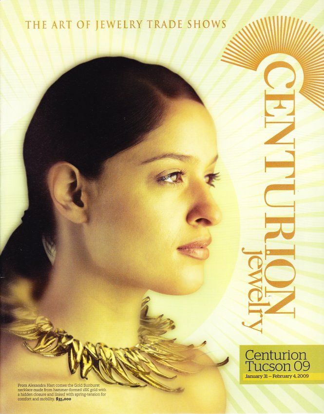 Centurion Catalog Cover
