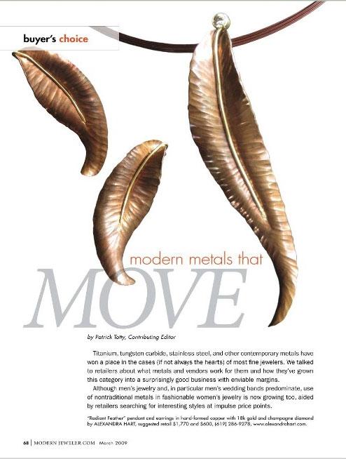 Modern Jeweler Magazine Press
