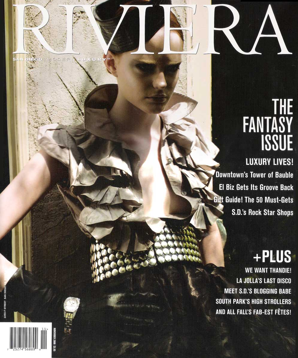 Riviera Magazine Press