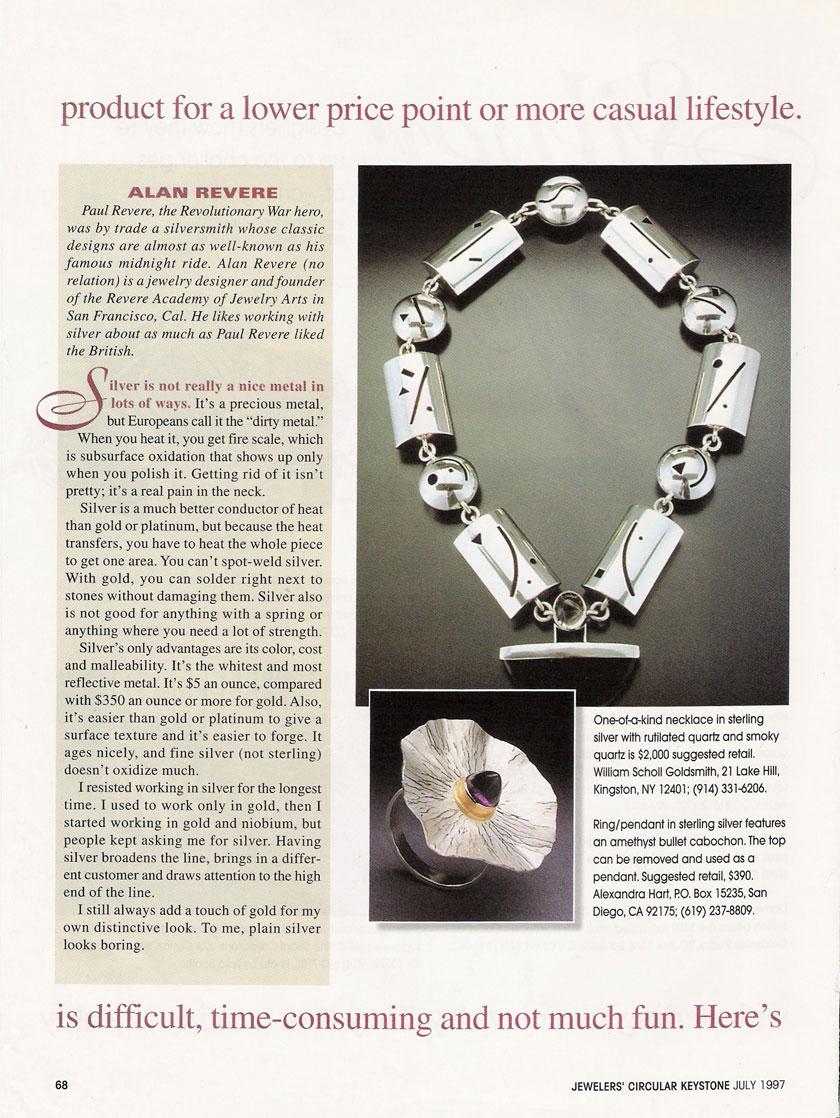 American jewelers press