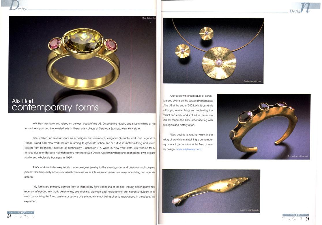 Jewelry World Review Press