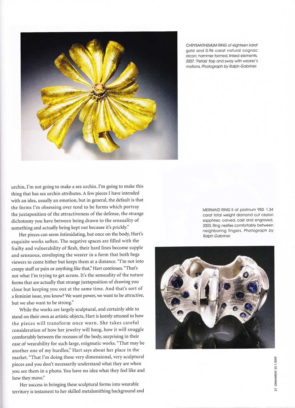 Ornament Magazine Article