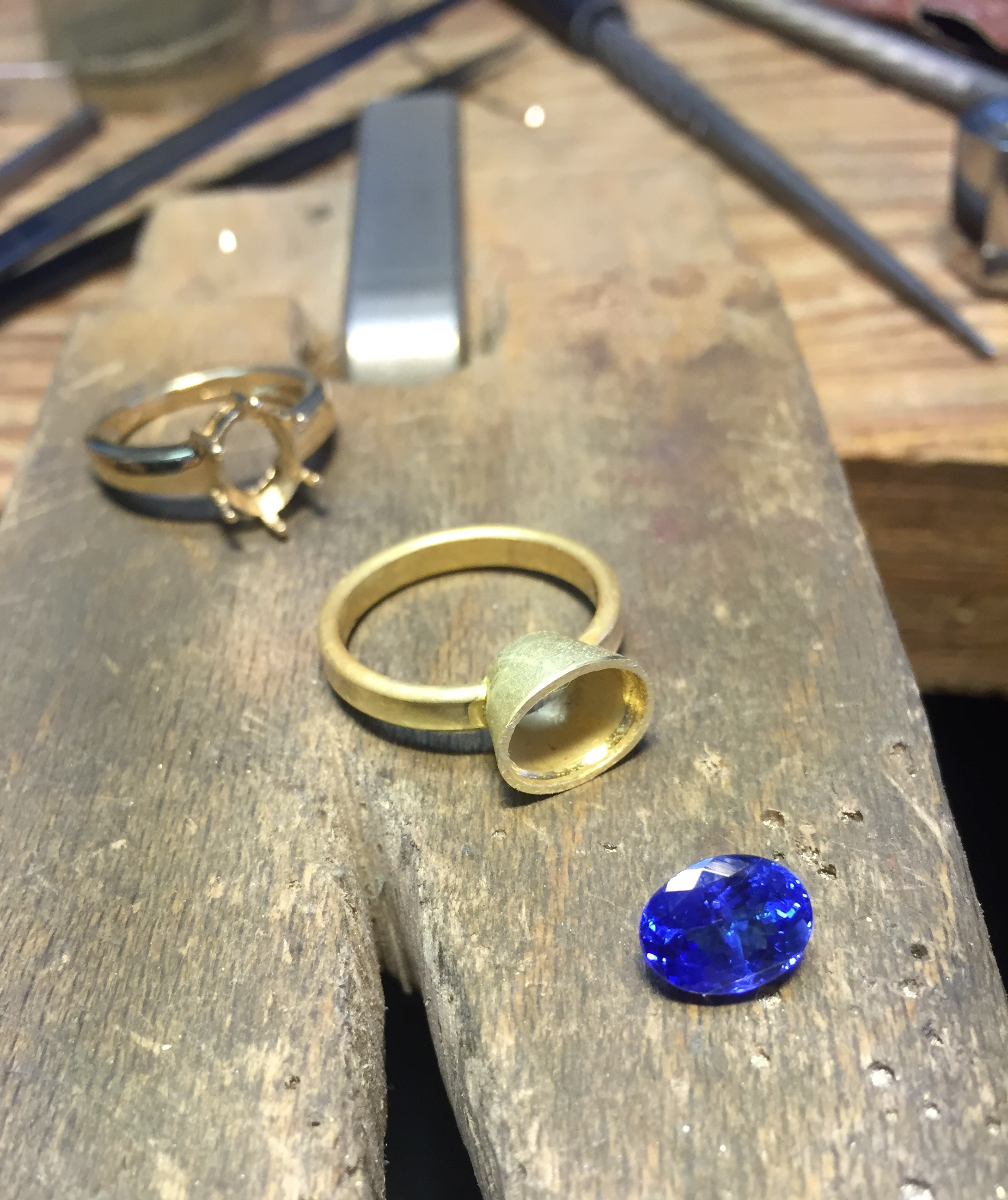 Tanzanite Delight Process